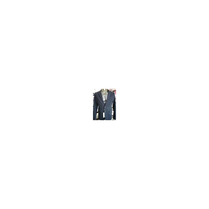 Giacca uomo Don Touch in stoffa elasticizzata con toppe in tinta 25f73fc4cae