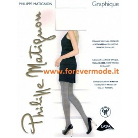 Collant donna Matignon Graphique coprente in Principe Galles