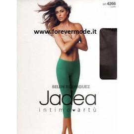 Pantacapri donna Jadea corto in cotone elasticizzato liscio