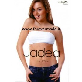 Reggiseno donna Jadea a fascia in cotone modal senza ferretto non imbottito