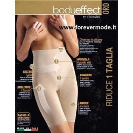 Guaina donna Intimidea con gamba Body Effect che riduce di 1 taglia