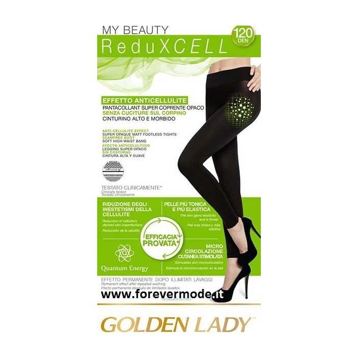 ad39a2a06 Collant donna Golden Lady coprente