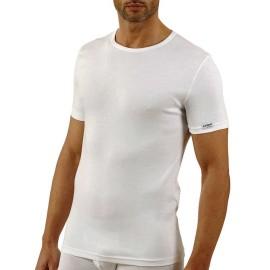 3 T-shirt uomo Axiom manica corta a girocollo in cotone elasticizzato