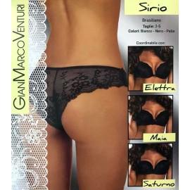 Brasiliana donna Gian Marco Venturi tutto pizzo damascato elasticizzato