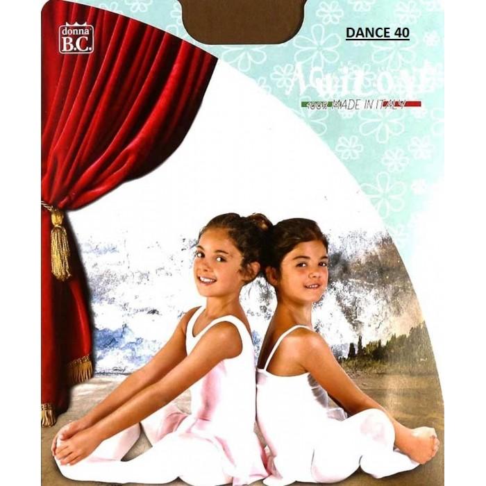 6 Paia di Collant da bambina ragazza Donna BC Aquilone per danza