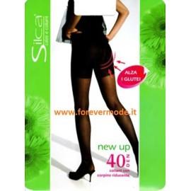 Collant donna Silca New Up 40 contenitivo e modellante